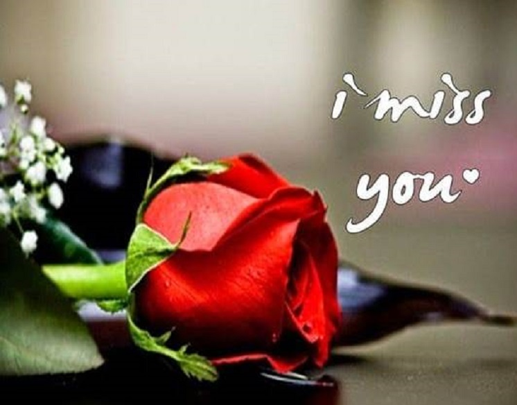 miss you messages for her